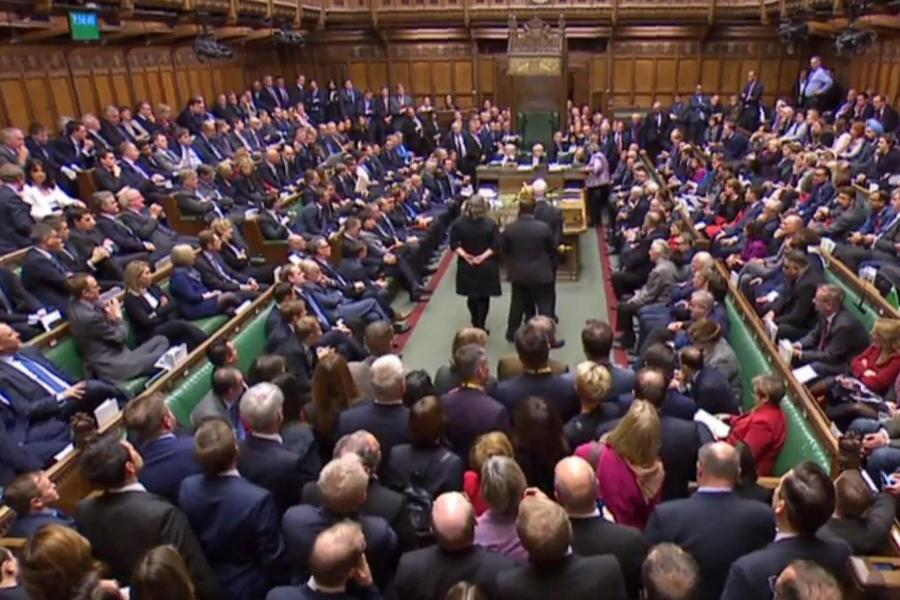 Parliament Takes Back Control … or Does It?
