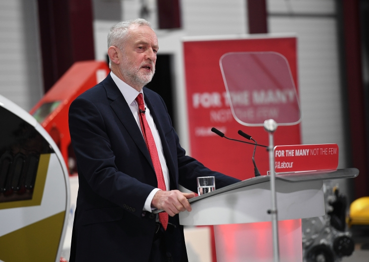 A Customs Union Without a Single Market : Is Corbyn's Position Credible?